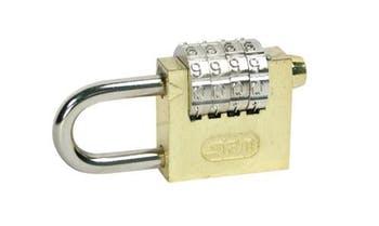 Cadeado de Segredo Numerado 40 mm - Stam - 7924445 - Unitário