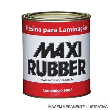 Resina para Laminação com Catalisador 900ml.3MG045 - MAXI RUBBER - 3MG045 - Unitário