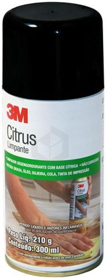 Desengraxante Citrus H0001903261 300ml - 3M - H0001903261 - Unitário