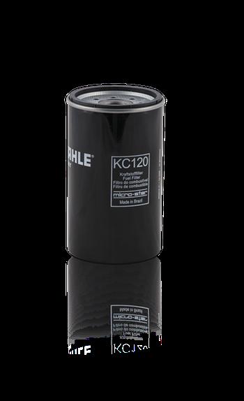 Filtro Blindado de Combustível - MAHLE - KC120 - Unitário