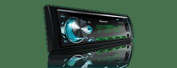CD Player - Pioneer - DEH-X50BR - Unitário