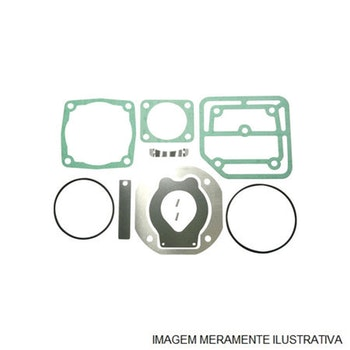 REPARO VIRABREQUIM COMPRESSOR LK38 - Original Agrale - 6007001889004 - Unitário