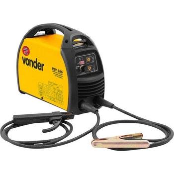 Inversor para Solda Elétrica, com Display Digital, Bivolt, Riv 166 - Vonder - 68.78.166.000 - Unitário