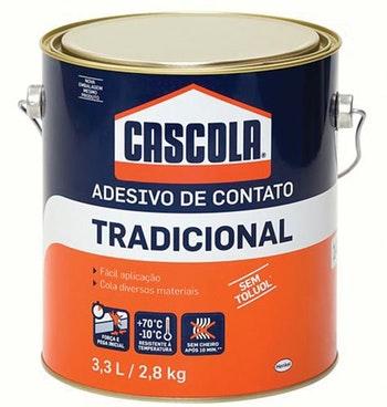 Adesivo Contato Cascola 2,8Kg - Alba - 1406652 - Unitário