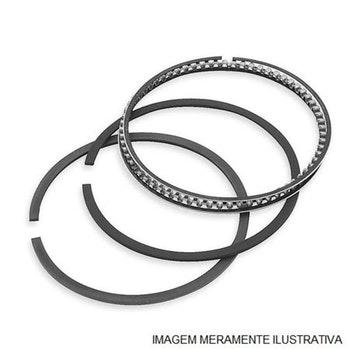 Jogo de Anéis do Pistão - Mwm - 961280190117 - Unitário