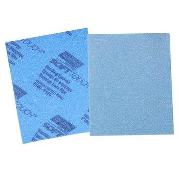 Espuma Abrasiva nº1 - P120/P180 - Norton - 66623398766 - Unitário