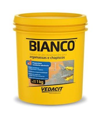 Resina Sintética Bianco 1kg - Vedacit - 121508 - Unitário