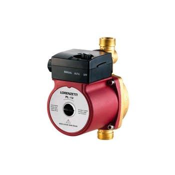 Pressurizador de Agua Pl12 (12Mca) 220V - Lorenzetti - 7541021 - Unitário