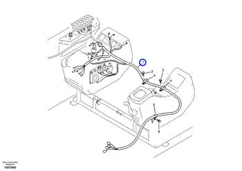 Diodo - Volvo CE - 14529132 - Unitário