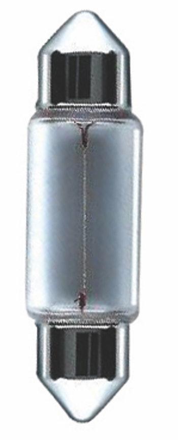 Lâmpada Torpedo 3w 28mm - Osram - 6428 - Unitário