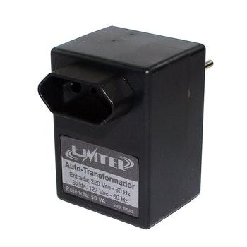 Autotransformador Transformador de Tensão 50VA 220V x 127V - Unitel - 00252 - Unitário