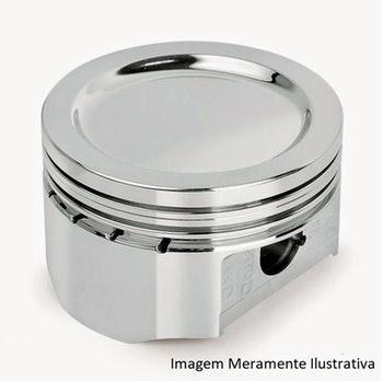 Pistão com Anéis do Motor - KS - 93126600 - Unitário