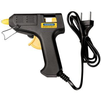 Pistola Elétrica para Cola Quente com Corpo Injetado 12W - Tramontina - 43755510 - Unitário
