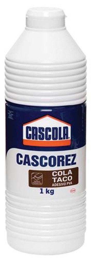 Adesivo PVA Cascorez para Taco e Parquet 1Kg - Cascola - 982289 - Unitário