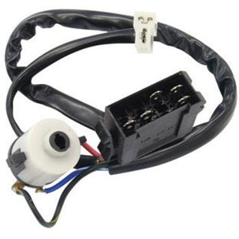 Comutador Elétrico de Ignição e Partida da Trava de Direção - Universal - 50278 - Unitário