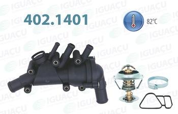 Válvula Termostática - Iguaçu - 402.1401-82 - Unitário