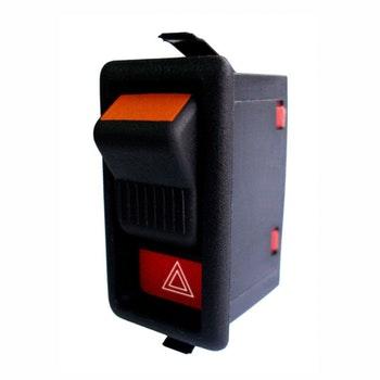 Interruptor de Luz de Emergência - 12V - DNI 2166 - DNI - DNI 2166 - Unitário
