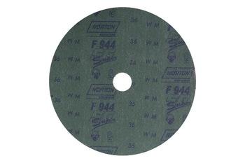 Disco de fibra speed gel F944 grão 36 180x22mm - Norton - 05539539249 - Unitário