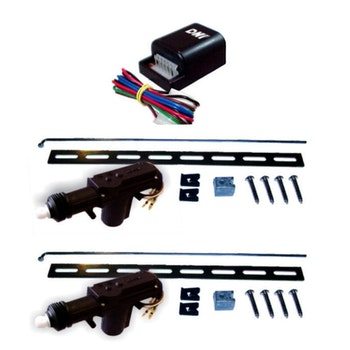 Kit de Travas Elétricas para 2 Portas 24V - DNI 2026 - DNI - DNI 2026 - Unitário