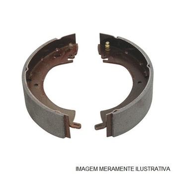 Sapata do Freio - Mazzicar - BPSA096800 - Par