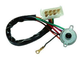 Comutador de Ignição - Facobras - 940.1072 - Unitário
