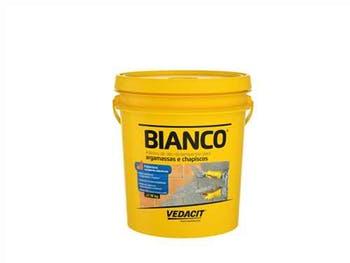 Resina Sintética Bianco 18kg - Vedacit - 112395 - Unitário