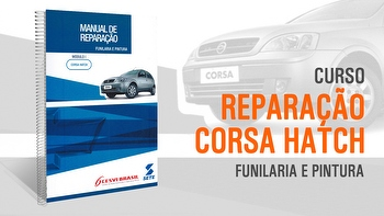 Manual de Reparo - Corsa Hatch - Módulo 1 - VIDEOCARRO - 10.10.00.153 - Unitário