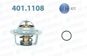 Válvula Termostática - Iguaçu - 401.1108-82 - Unitário