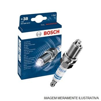 Vela de Ignição - VR6NE - Bosch - 0242140530 - Jogo