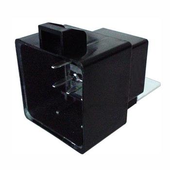 Relé Auxiliar Reversor com Resistor 5 Terminais (Tipo Agulha) Navistar / Gm - 12V - DNI - DNI 8111 - Unitário