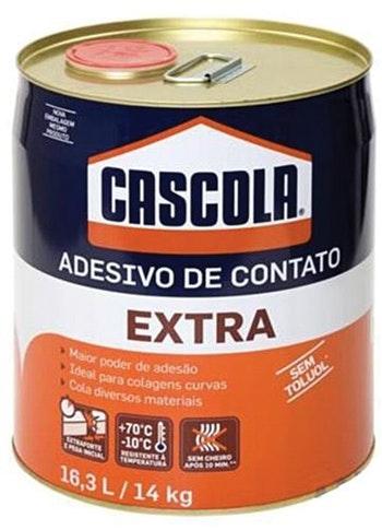 Adesivo Contato Cascola 14Kg - Alba - 1406651 - Unitário