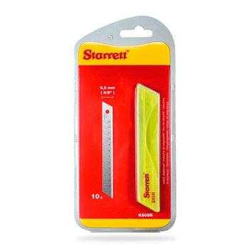 Lâminas de Reposição para Estiletes - Starrett - KS05R - Unitário