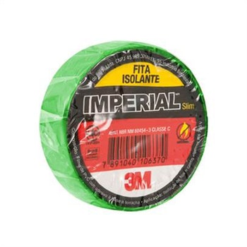 Fita Isolante Imperial® - 3M - HB004298061 - Unitário