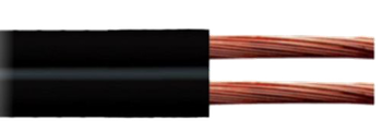 Cabo Bicolor Paralelo para Som - HFX 2X18 BIC - DNI - HFX 2X18 BIC - Unitário