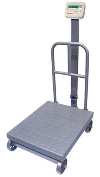 Balança de Plataforma Digital 40x50cm 150Kg 110/200V com Bateria - Urano - 22.31.008.0298 - Unitário