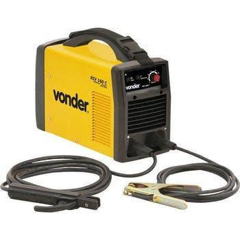 Retificador/Inversor para Solda Elétrica RIV 160C 220 Volts - Vonder - 68.78.160.160 - Unitário