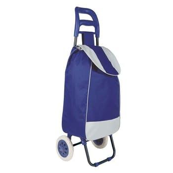 Carrinho de Compras - Azul - Mor - 2498-Azul - Unitário