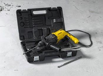 Martelete Perfurador SDS Plus 800W 220V - Stanley - SHR263K-B2 - Unitário