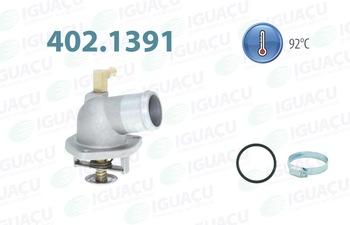 Válvula Termostática - Iguaçu - 402.1391-92 - Unitário