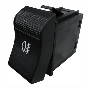 Chave Comutadora Luz para Farol Neblina e Lanterna 2 Estágios  -17 Terminais 12V - DNI - DNI 2146 - Unitário
