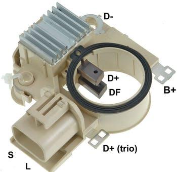 Regulador de Tensão - Gauss - GA797 - Unitário