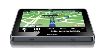 Navegador GPS Tracker III 4.3 - Multilaser - GP033 - Unitário
