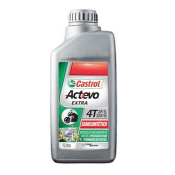 Óleo para Motor Castrol Actevo Extra 4T -20W50 - Castrol - 3360647 - Unitário