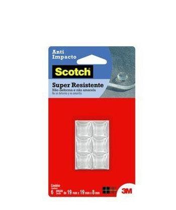 Protetor 3M Scotch Anti-Impacto - Piramidal - 3M - HB004263065 - Unitário