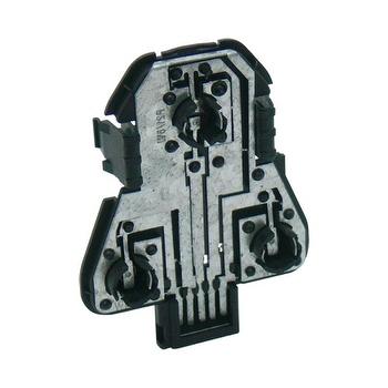Soquete da Lanterna Traseira - M.Carto - V3.613.03 - Unitário