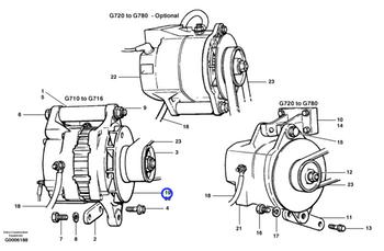 9000068207 REMAN - Volvo CE - 9000068207 - Unitário