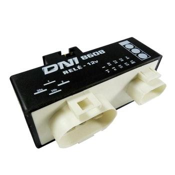 Relé para Ar Condicionado e Arrefecimento - 12V - DNI 8608 - DNI - DNI 8608 - Unitário