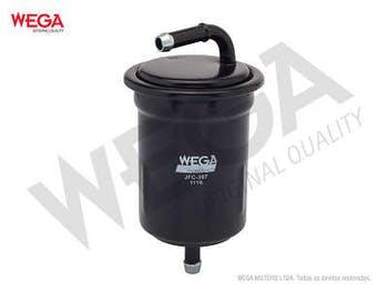 Filtro de Combustível - Wega - JFC-397 - Unitário