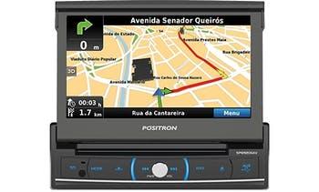 DVD Player Automotivo 7' SP6920 NAV - Positron - 012808000 - Unitário