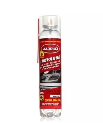 Higienizador do Ar Condicionado - Radnaq - RQ6050 - Unitário